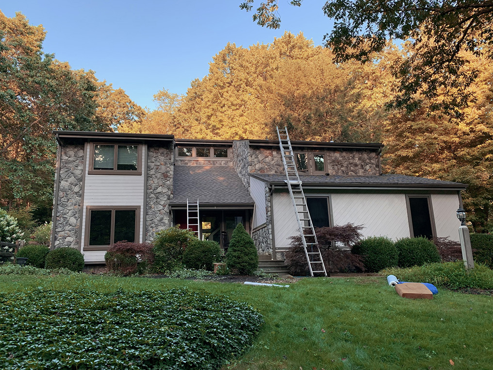 Autumn - Best Time to Replace Your Roof