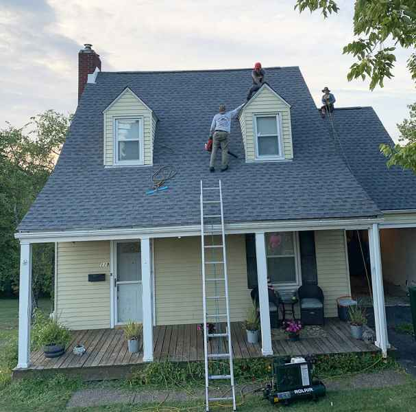 new roof ross township