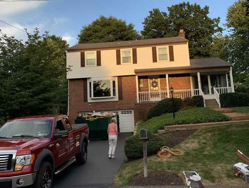 Roofing mccandless township