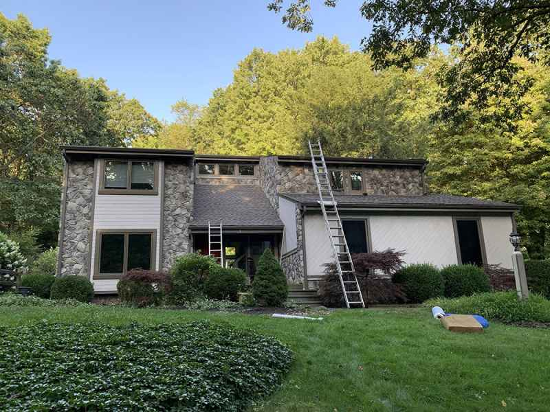 pine township new roofing company