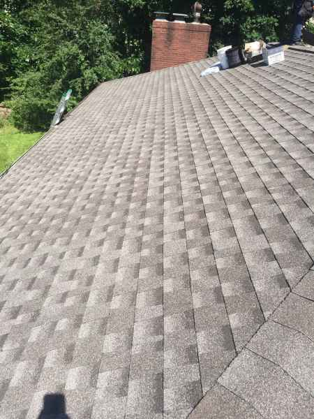 ross township new roof