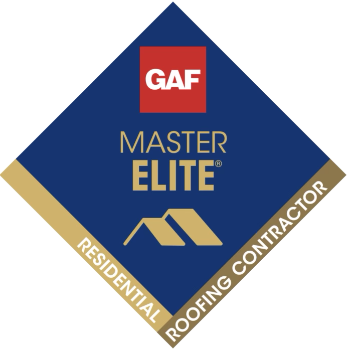 GAF Master Elite Roofing company - residential roofing
