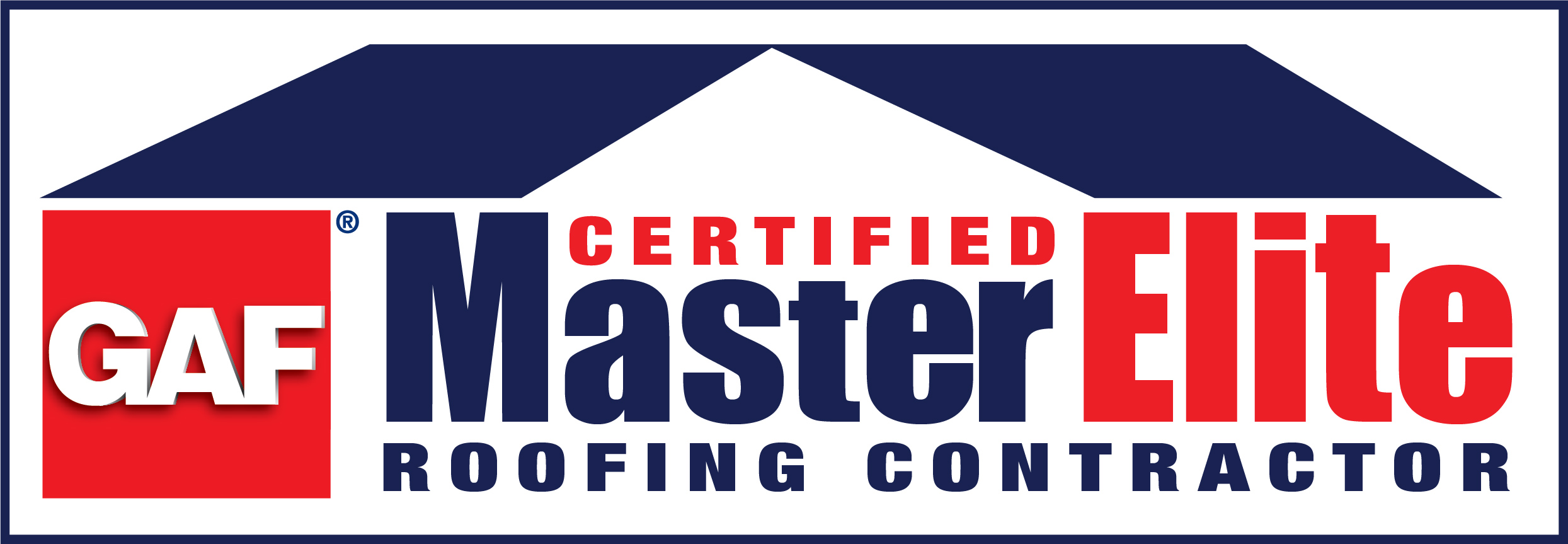 GAF Professional Roofer - Reliable Roofing by CL Frey